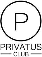 Privatus Club Logo Black 146X200